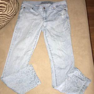 Michael Kors Straight Leg Jeans Sz 4